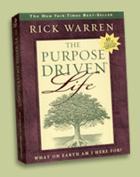 Pupose-Driven-Life - Book Cover